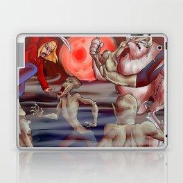 Bad Moon Rising-Blood Moon Laptop & iPad Skin