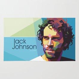 Jack Johnson WPAP Rug