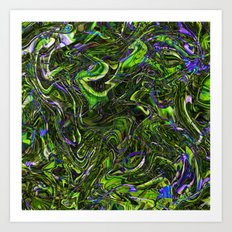 Forest of Dreams Art Print