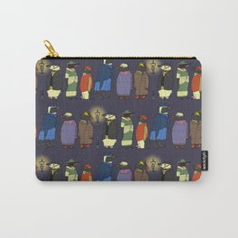 Victorian Penguins Carry-All Pouch