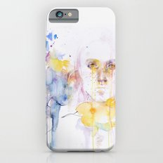 your fading tips iPhone 6s Slim Case