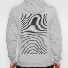 Organic Abstract 02 WHITE Hoody