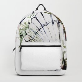 Pink See-through fantasia Backpack