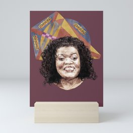 Shirley Mini Art Print