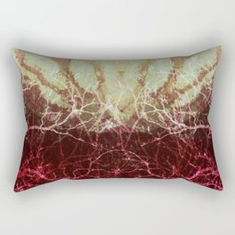TREES under MAGIC MOUNTAINS VI-A Rectangular Pillow