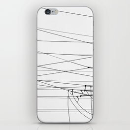 Electricity Plant iPhone Skin