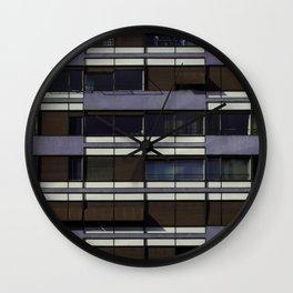 Paulista Paulicéia  Wall Clock