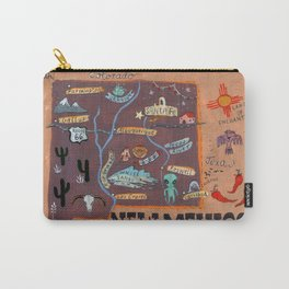 New Mexico Carry-All Pouch