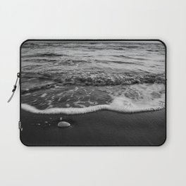 BEACH DAYS XXIII BW Laptop Sleeve