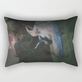 To Be Among The Stars Rectangular Pillow