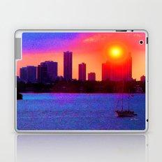 Sunset on the Bay Laptop & iPad Skin