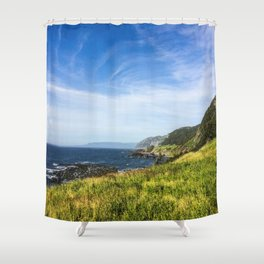 Gros Morne Shower Curtain