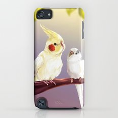 Budgie and Cockatiel iPod touch Slim Case