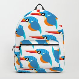 I love kingfisher Backpack