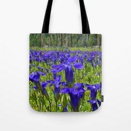 Field of Purple Tote Bag