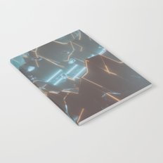 Cutting Edge Notebook