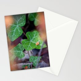 Leaves GO 02 Stationery Cards