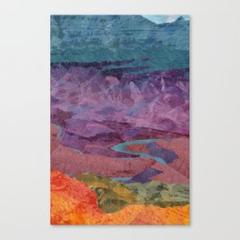 The Grand Canyon Canvas Print