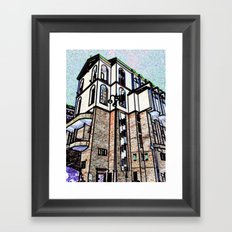 The Church Framed Art Print