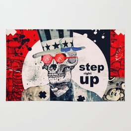 Step Right Up Rug