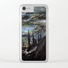 Just Another Landscape Clear iPhone Case