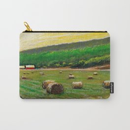 Sun Field Carry-All Pouch