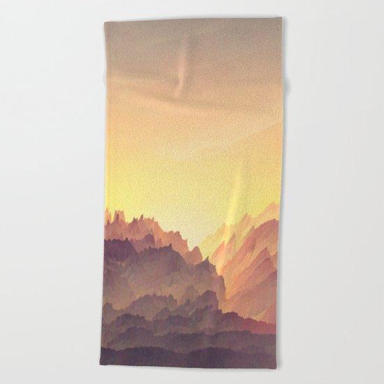 Coexist Beach Towel