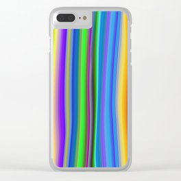 Premature Eyegasm Clear iPhone Case