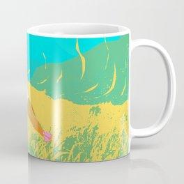 COMET GAZING Coffee Mug