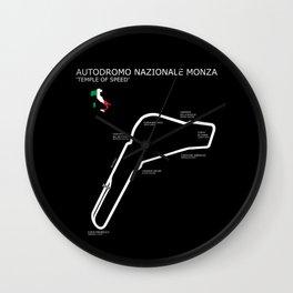 Autodromo Nazionale Monza Wall Clock