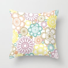 BOLD & BEAUTIFUL serene Throw Pillow