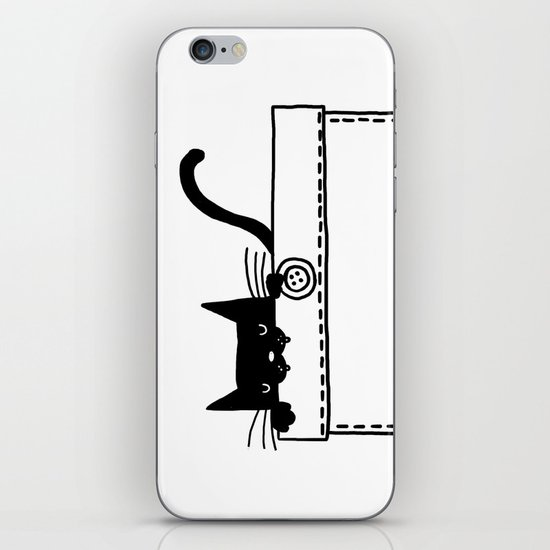 PoCat iPhone & iPod Skin