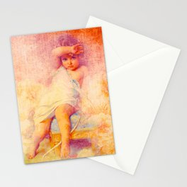 An Angel Beag (The Littlest Angel) Stationery Cards
