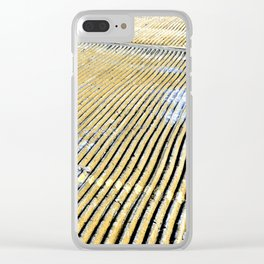 Rumble Clear iPhone Case