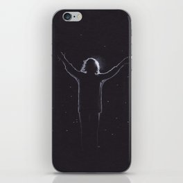 Harry Styles (with a Halo) iPhone Skin