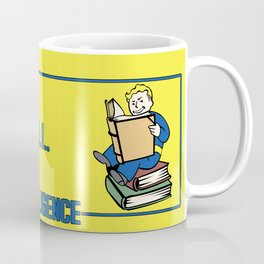 Intelligence S.P.E.C.I.A.L. Fallout 4 Coffee Mug
