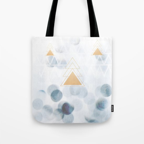 Winter Vibes Tote Bag