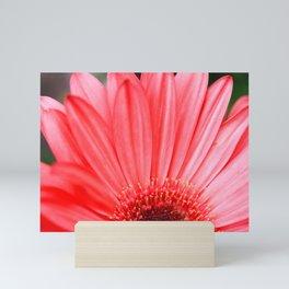 Puh-Pink Pedals Mini Art Print