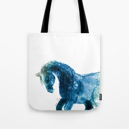 Horse (Meadow 2) Tote Bag
