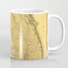 Florida 1823 Coffee Mug