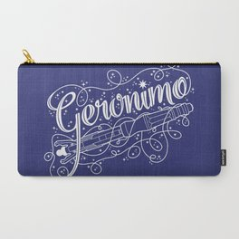 Geronimo! Carry-All Pouch