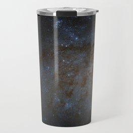 Spiral Galaxy NGC 3621 Travel Mug