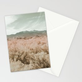 death valley Stationery Cards