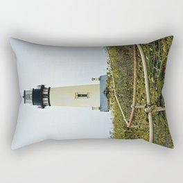 Yaquina Head Lighthouse Rectangular Pillow