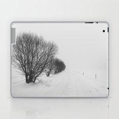 White road Laptop & iPad Skin