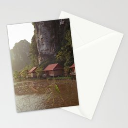 Ninh Binh Province Sunrise Stationery Cards
