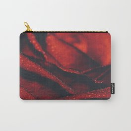 red rose I Carry-All Pouch