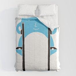 Mr Blue Boy Comforters