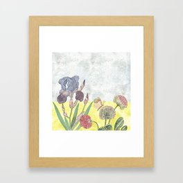 It's a beautiful day Framed Art Print