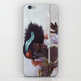 The Wordsmith (vertical iPhone Skin